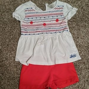 Lucky Short Outfit